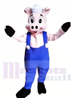 Süß Schweinchen Maskottchen Kostüme