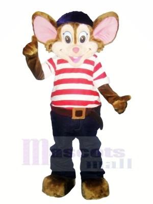 Maus mit Groß Augen Maskottchen Kostüme Karikatur