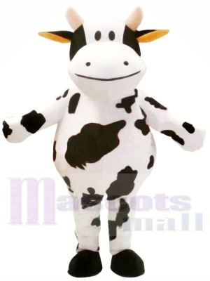 Fett Kuh Maskottchen Kostüme