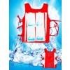 Kühlung Weste Kühlung Ausrüstung mit 8 Eis Tasche für Maskottchen Kostüm