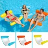 Aufblasbar Wasser Hängematte Schwimmend Bett Salon Stuhl Zum Erwachsene