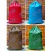 Große Taschenbeutel Maskottchen Duffle Bag Maskottchen Kostüm Tragetasche