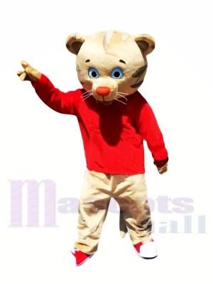Daniel Tiger Maskottchen Kostüme