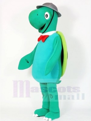 Turtle Mascot Costumes Animal Ocean Sea