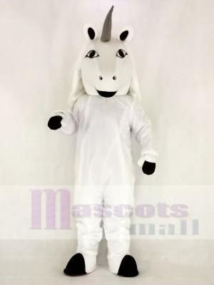 Einhorn Pferd Maskottchen Kostüm Schule