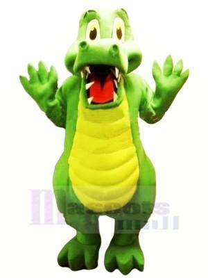 Tolle Qualität Alligator Maskottchen Kostüme Tier