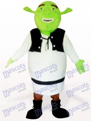 Shrek Anime Maskottchen Kostüm