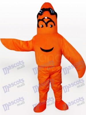 Kinky Monster Ocean Maskottchen Kostüm für Erwachsene