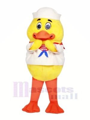 Gelb Baby Ente Maskottchen Kostüme Tier