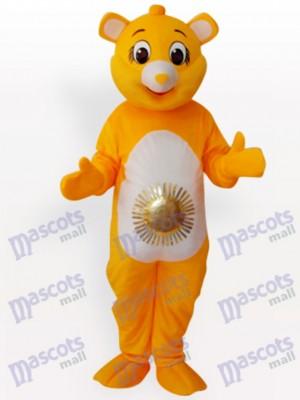 Bär Sonne Tier Maskottchen Kostüm