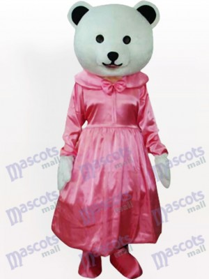 General Bär Frau Adult Maskottchen Kostüm