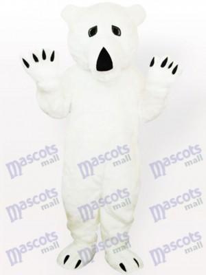 Tier Polar Eisbär Maskottchen Kostüm