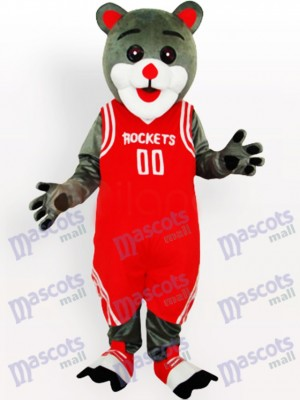 Houston Rockets Bär lustiges Maskottchen Kostüm