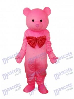 Mimi Bär Maskottchen Erwachsene Kostüm Tier