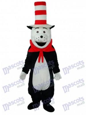 Bär mit dem merkwürdigen Mütze Maskottchen Erwachsen Kostüm Tier