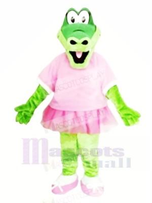 Wunderschönen Alligator Maskottchen Kostüme Alligator Zum Erwachsene