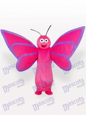 Schmetterling Insekt Maskottchen Kostüm