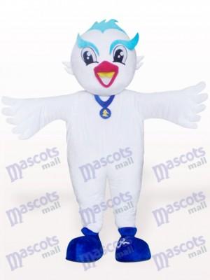 Taube Vogel Maskottchen Kostüm für Erwachsene