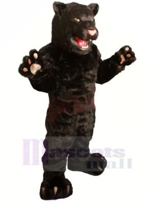 Stark Schwarz Panther Maskottchen Kostüme Tier