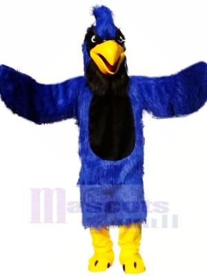Blau Wild Adler Maskottchen Kostüme Tier