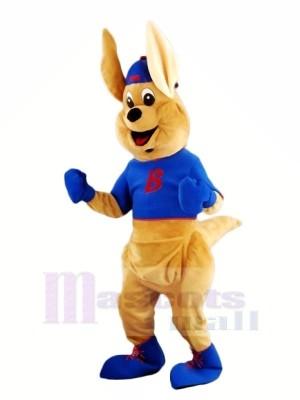 Boxen Känguru mit Lange Ohren Maskottchen Kostüme Tier