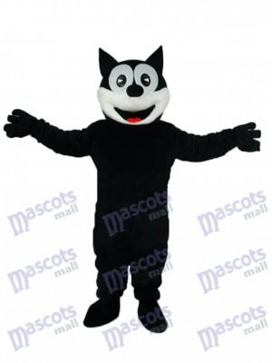 Glückliches Katzen Maskottchen erwachsenes Kostüm Tier