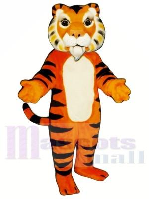 India Tiger Maskottchen Kostüme