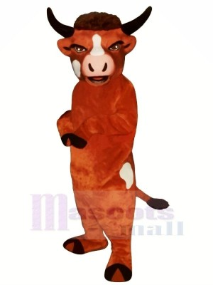 Stark Gänseblümchen Kuh Maskottchen Kostüme Tier
