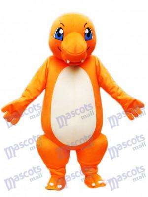 Charmander Drachen Pokemon Pokémon Gehen Maskottchen Kostüm