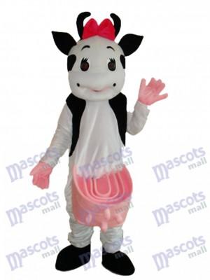 Kuh Maskottchen Erwachsene Kostüm Tier