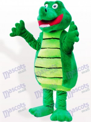 Krokodil Tier Maskottchen Kostüm für Erwachsene