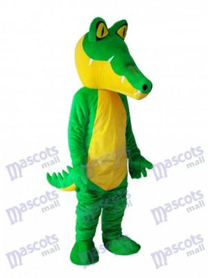Lange Mund Dinosaurier Maskottchen Erwachsene Kostüm Tier