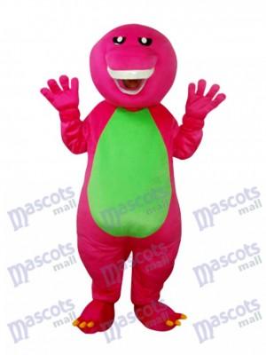 Barney Dinosaurier Maskottchen Erwachsene Kostüm Tier