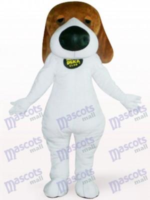 Hund mit großer Nase Tier Maskottchen Kostüm