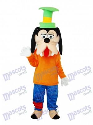 Goofy Hund Maskottchen Erwachsene Kostüme Tier
