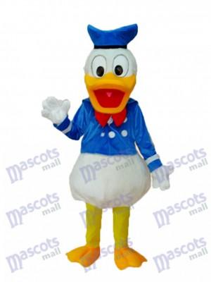 Donald Duck Maskottchen Erwachsene Kostüm Cartoon Anime