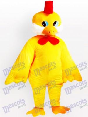 Gelbes kleines Huhn Maskottchen Kostüm