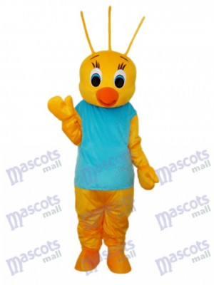 Freizeit Hühnchen Maskottchen Erwachsene Kostüm Tier