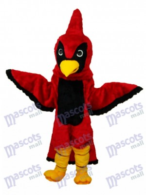 Red Eagle Maskottchen Adult Kostüm Tier