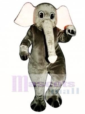 Elliot Elefant Maskottchen Kostüm