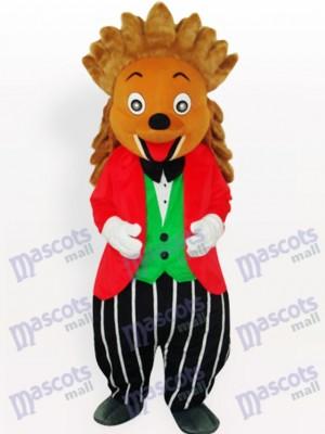 Kleines Hedgedog Tier Maskottchen Kostüm für Erwachsene