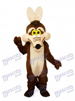 Brown Fox Maskottchen Erwachsene Kostüm Tier