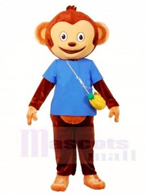 Lustiges Affe Maskottchen Kostüme Tier