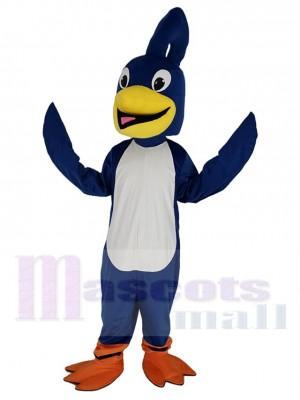 Roadrunner Vogel maskottchen kostüm