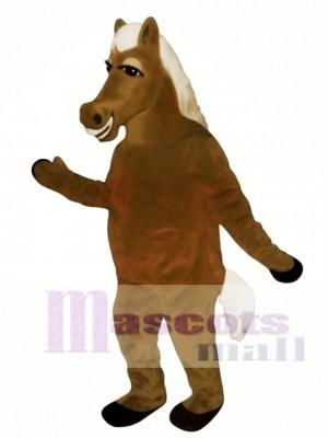 Horace Pferd Weihnachten Maskottchen Kostüm