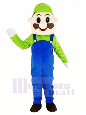 Super Mario Bros Maskottchen Kostüm Erwachsene