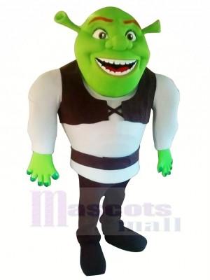 Lustig Shrek Maskottchen Kostüme Karikatur