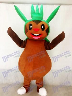Chespin Pokemon Pokémon GEHEN Pocket Monster Gras Typ Chespie Maskottchen Kostüm