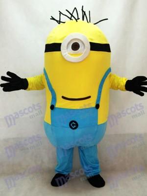 Despicable Me Minions Ein Augen Maskottchen Kostüm A