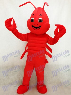 Red Lobster Maskottchen Kostüm Meer